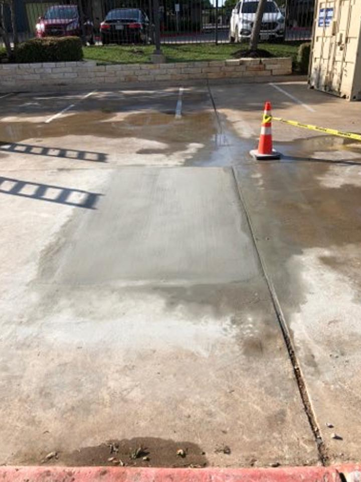 foundation drilling and construction