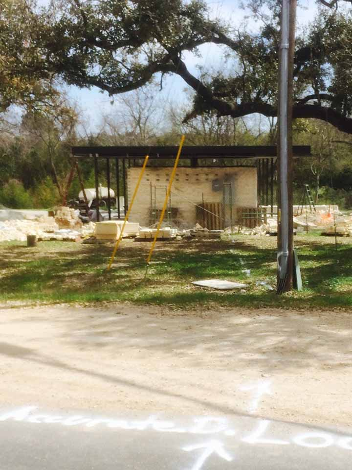 foundation drilling and construction austin